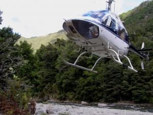 Taupo Helicopter Hunting and fishing, Helicopter Services Taupo